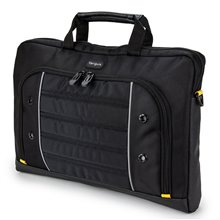 TARGUS Drifter 15.6inch Laptop Slipcase Black/Yellow