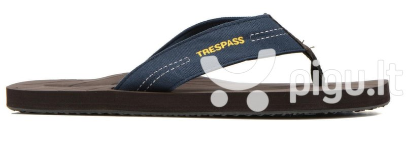 Vyriškos šlepetės Trespass Atticus kaina ir informacija | Vyriškos šlepetės, basutės | pigu.lt