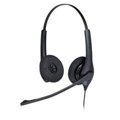 Laidinės ausinės Jabra Biz 1500 QD Duo kaina ir informacija | Ausinės, mikrofonai | pigu.lt