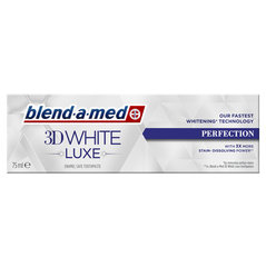 Dantų pasta Blend A Med 3DW Luxe Perfection 75ml