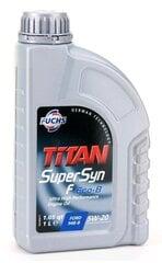 Variklio alyva Fuchs TITAN SUPERSYN F ECO-B 5W20, 1L kaina ir informacija | Variklinės alyvos | pigu.lt