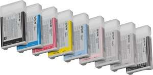 EPSON INK 7800/9800/7880/9880 YELLOW 220