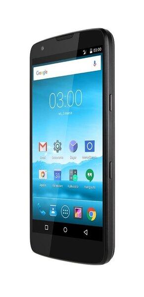 Kruger & Matz LIVE 3+, Juodas kaina ir informacija | Mobilieji telefonai | pigu.lt