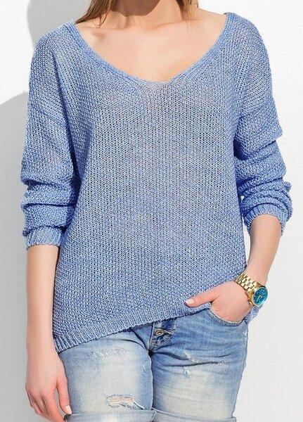 Megztinis moterims Makadamia kaina ir informacija | Megztiniai moterims | pigu.lt