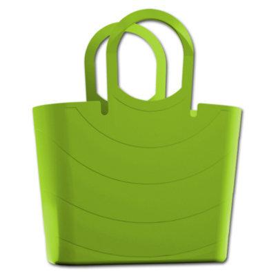 Sodo krepšys Prosperplast 47,7x19x35,7 cm, žalias kaina ir informacija | Sodo įrankiai | pigu.lt