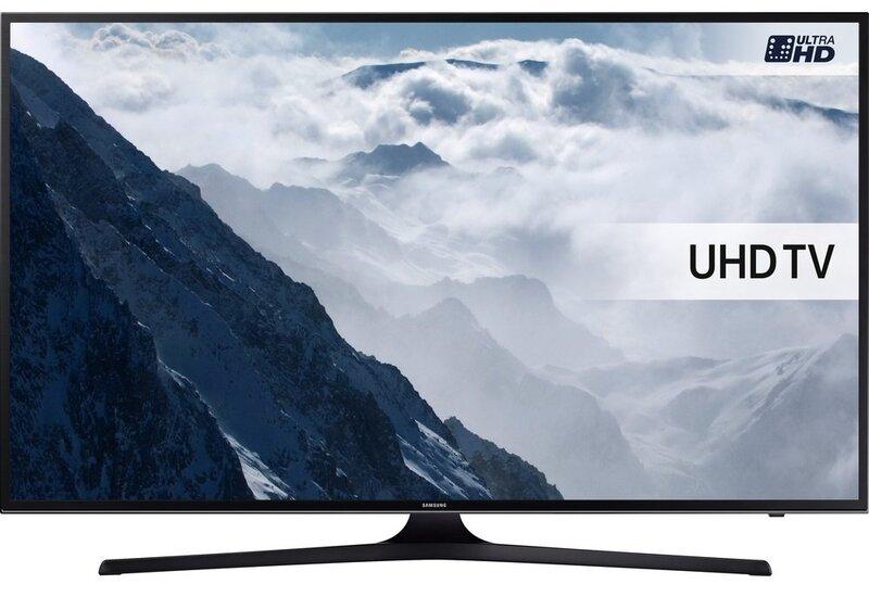 Samsung UE43KU6000 kaina ir informacija | Televizoriai | pigu.lt