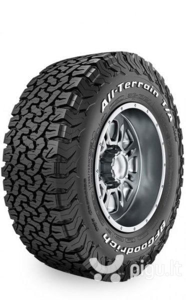BF Goodrich ALL-TERRAIN T/A KO2 255/55R18 109 R XL