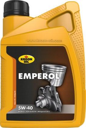 Alyva KROON-OIL 5W-40 Emperol, 1L kaina ir informacija | Variklinės alyvos | pigu.lt