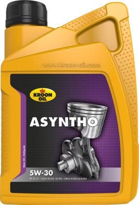 Alyva KROON-OIL Asyntho 5W-30, 1L kaina ir informacija | Variklinės alyvos | pigu.lt