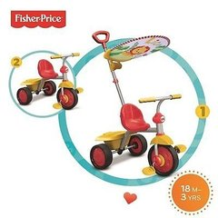 Triratukas Fisher price Glee Plus 2 IN 1, 3300133