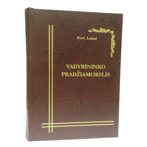 Knyga-Baras: Vadybininko pradžiamokslis kaina ir informacija | Knygos - barai | pigu.lt
