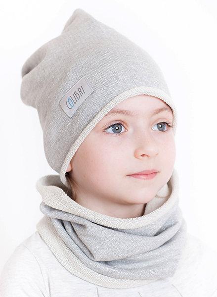 Kepurės ir šaliko rinkinys mergaitėms Colibri kaina ir informacija | Aksesuarai vaikams | pigu.lt