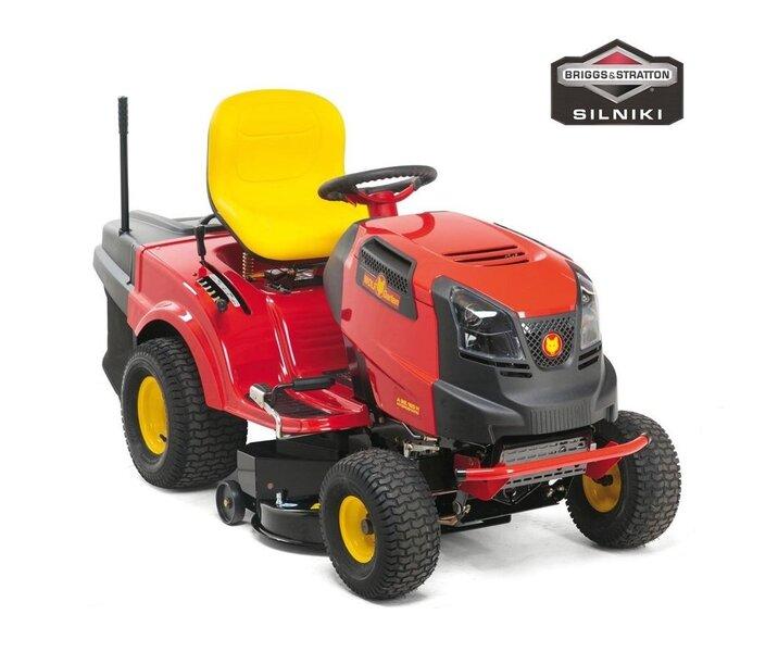 Benzininis vejos traktorius Wolf Garten A 92.165 H kaina ir informacija | Sodo traktoriukai | pigu.lt