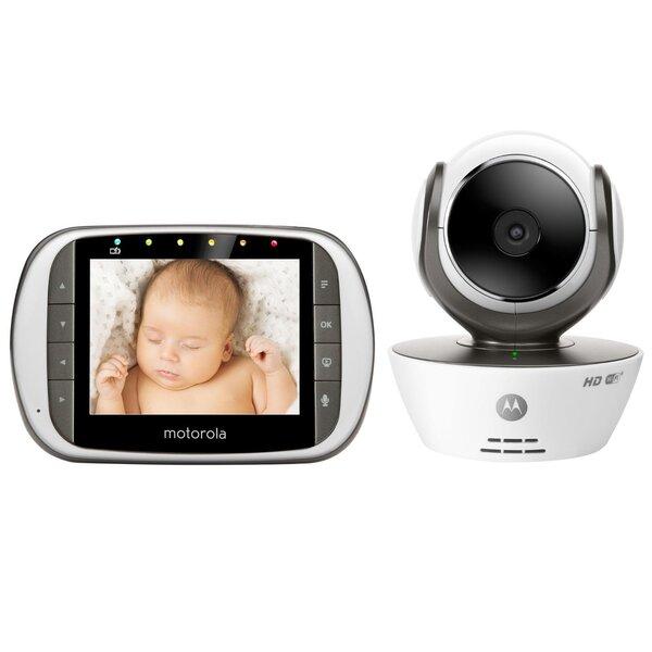 Bevielė video auklė Motorola MBP 853 CONNECT Wi-Fi kaina ir informacija | Mobilios auklės, apsaugos | pigu.lt