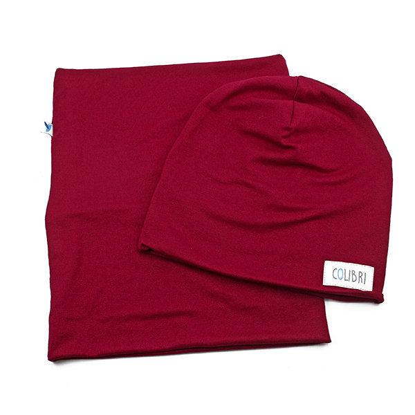 Kepurės ir šaliko rinkinys vaikams Colibri kaina ir informacija | Aksesuarai vaikams | pigu.lt