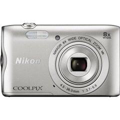 Nikon Coolpix A300, Sidabrinė
