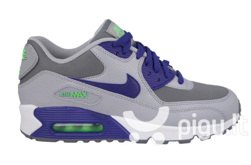 Sportiniai batai moterims Nike Air Max 90 Mesh (GS) 724824-005 kaina ir informacija | Sportiniai bateliai, kedai | pigu.lt