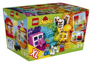 Konstruktorius LEGO® DUPLO kaladėlių dėžė 10820 kaina ir informacija | Konstruktoriai ir kaladėlės | pigu.lt