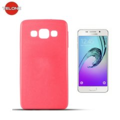 Telone Candy Ultra Slim 0.3mm Shine Jelly Back Case Samsung A310F Galaxy A3 Pink kaina ir informacija | Telone Candy Ultra Slim 0.3mm Shine Jelly Back Case Samsung A310F Galaxy A3 Pink | pigu.lt