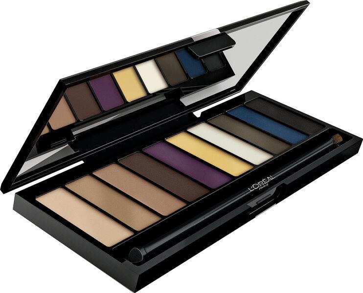 Akių šešėlių paletė L'Oreal Paris Color Riche la Palette Ombreè kaina ir informacija | Akių šešėliai, pieštukai, blakstienų tušai | pigu.lt