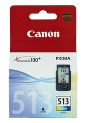 INK CARTRIDGE COLOR CL-513/2971B007 CANON цена и информация | INK CARTRIDGE COLOR CL-513/2971B007 CANON | pigu.lt