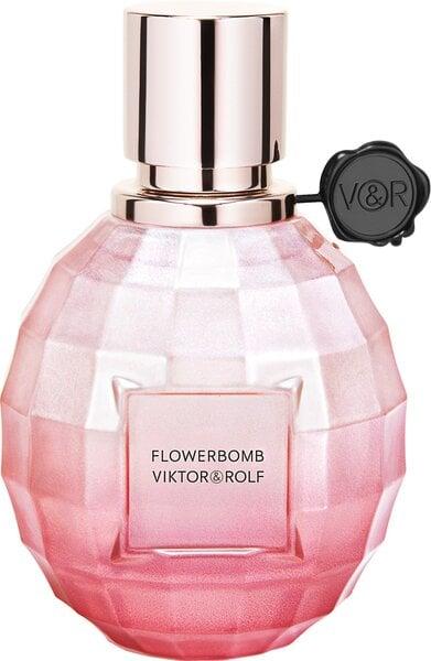 Tualetinis vanduo Viktor & Rolf Flowerbomb La Vie En Rose 2016 EDT moterims 50 ml kaina ir informacija | Kvepalai moterims | pigu.lt