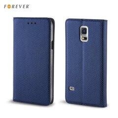 Apsauginis dėklas Forever Smart Magnetic Fix Book skirtas LG K10 (K420N), Mėlynas