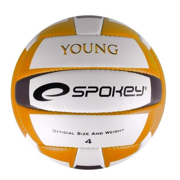 Tinklinio kamuolys Spokey Young II kaina ir informacija | Tinklinis | pigu.lt