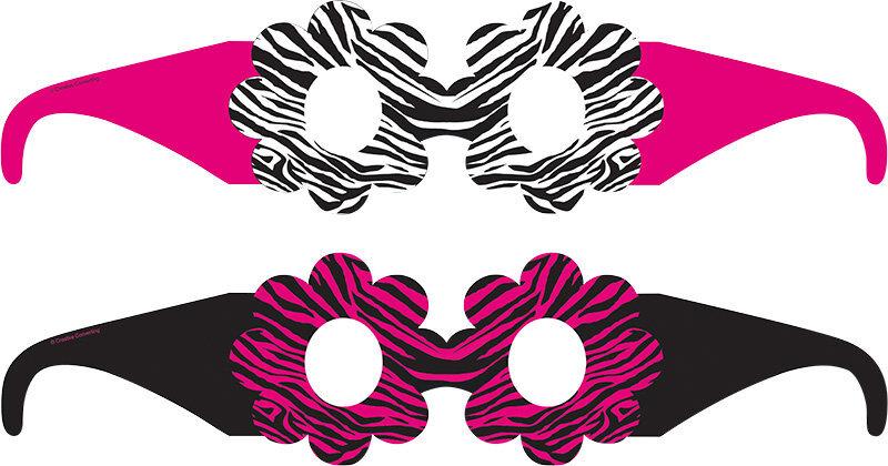 Domino akiniai Merginų vakarėlis 6 vnt. kaina ir informacija | Dekoracijos, indai šventėms | pigu.lt