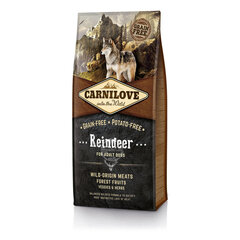 Carni Love Reindeer for Adult 12kg kaina ir informacija | Carni Love Reindeer for Adult 12kg | pigu.lt