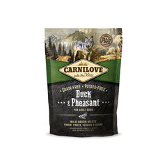 Carni Love Duck & Pheasant for Adult 1,5kg kaina ir informacija | Carni Love Duck & Pheasant for Adult 1,5kg | pigu.lt