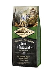 Carni Love Duck & Pheasant for Adult 12kg