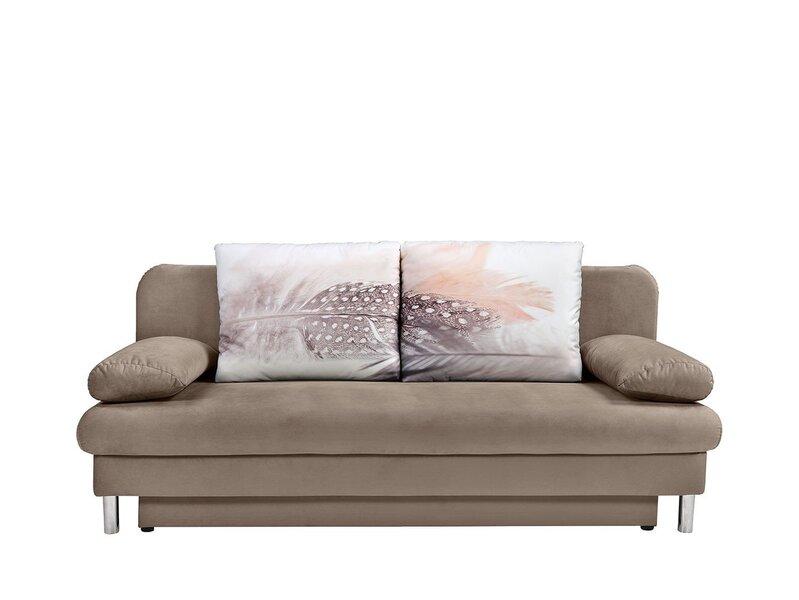 Sofa Karo II Lux 3DL kaina ir informacija | Sofos, foteliai ir minkšti kampai | pigu.lt