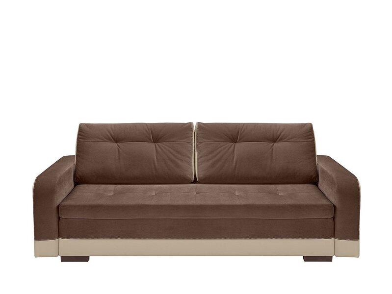 Sofa Luna Lux 3DL kaina ir informacija | Sofos, foteliai ir minkšti kampai | pigu.lt