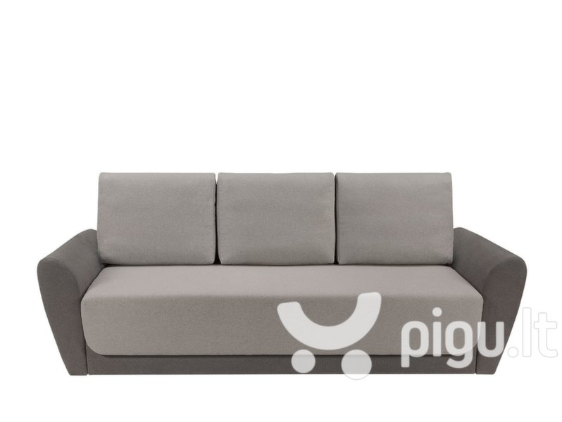 Sofa Uno Lux 3DL kaina ir informacija | Sofos, foteliai ir minkšti kampai | pigu.lt