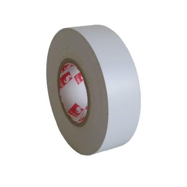 PVC izoliacinė juosta SCAPA 15/10 balta (2702)