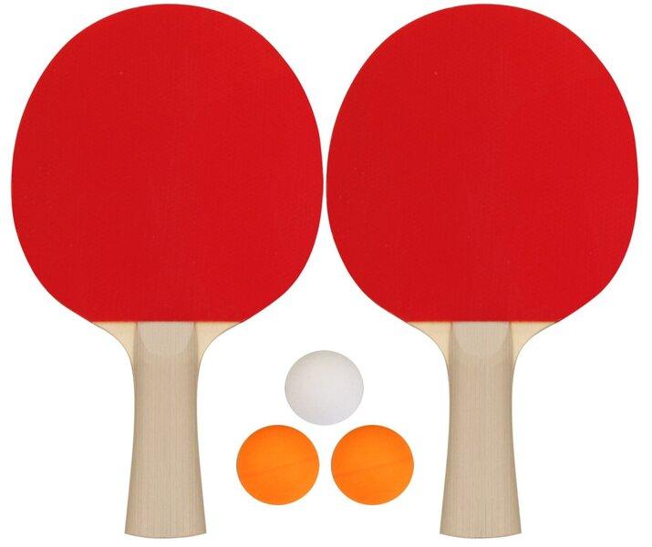 Stalo teniso rinkinys Get and Go Recreational kaina ir informacija | Stalo teniso stalai,  raketės, kamuoliukai | pigu.lt
