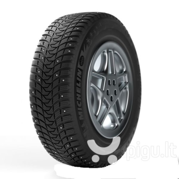 Michelin X-ICE NORTH XIN 3 255/35R19 96 H XL kaina ir informacija | Padangos | pigu.lt