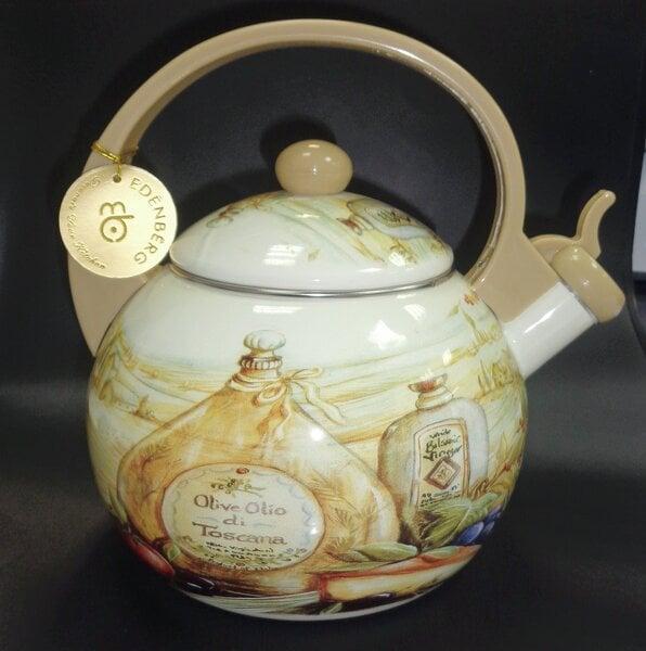 Virdulys Toscania, 2,2 l kaina ir informacija | Termosai, virduliai, kavinukai | pigu.lt
