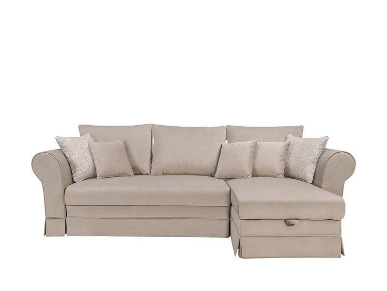 Universalus kampas Margaret Lux kaina ir informacija | Sofos, foteliai ir minkšti kampai | pigu.lt