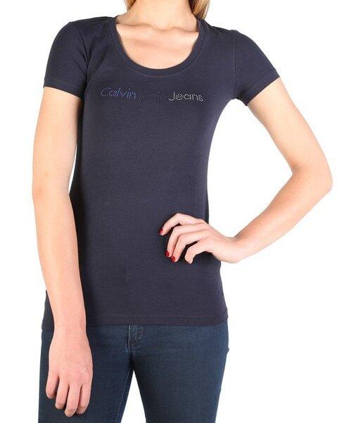 Marškinėliai moterims Calvin Klein kaina ir informacija | Marškinėliai moterims | pigu.lt