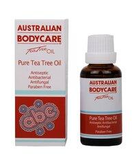 Natūralus arbatmedžių aliejus Australian BodyCare 30 ml