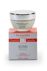 Naktinis kremas nuo nuovargio Danielle Laroche Visual Effect 50 ml