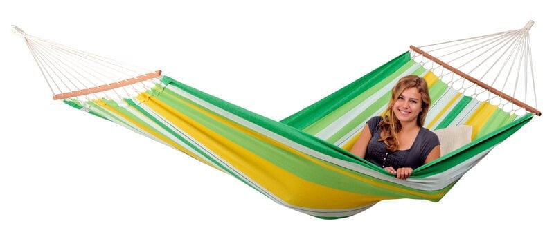 Hamakas BRASILIA, Apple kaina ir informacija | Lauko baldai | pigu.lt