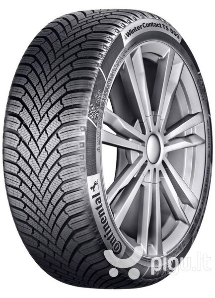 Continental ContiWinterContact TS 860 185/55R15 86 H XL