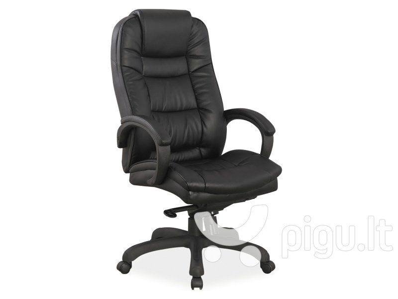 Biuro kėdė Q-155 kaina ir informacija | Biuro kėdės | pigu.lt