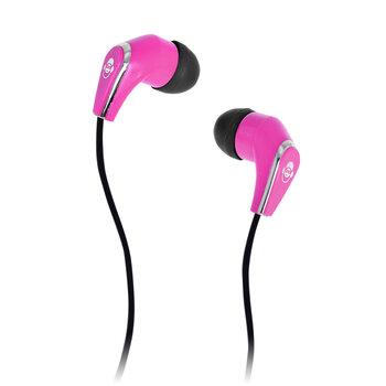 Įstatomos ausinės Idance SLAM 20, Rožinės