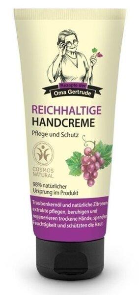 Maitinantis rankų kremas Oma Gertrude 75 ml kaina ir informacija | Kremai, losjonai kūnui | pigu.lt