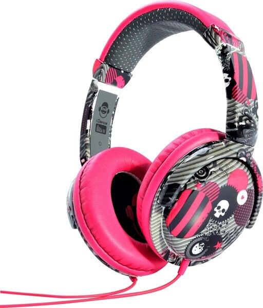 Laidinės ausinės Idance IBIZA 104, rožinės kaina ir informacija | Ausinės, mikrofonai | pigu.lt