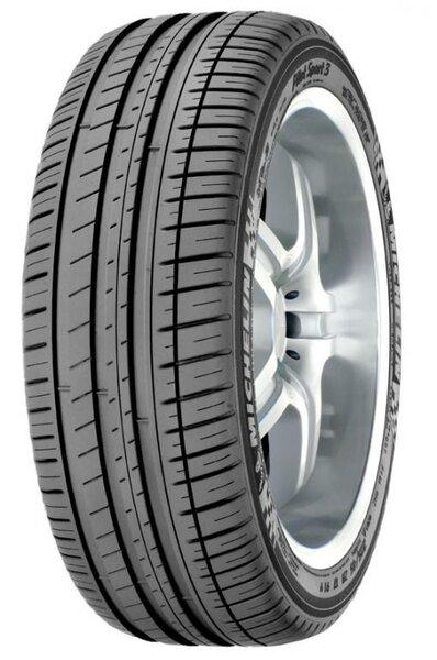 Michelin PILOT SPORT PS3 255/55R18 109 Y XL kaina ir informacija | Vasarinės padangos | pigu.lt